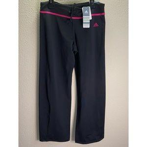 NWT Nike Adishape Fitted Wide Leg Pants Size L